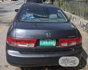 Honda Accord 2003 2.4 Automatic Gray | Cars for sale in Lagos State, Ejigbo