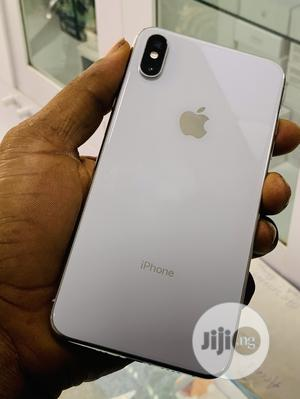 Apple iPhone XS Max 64 GB Silver | Mobile Phones for sale in Imo State, Owerri