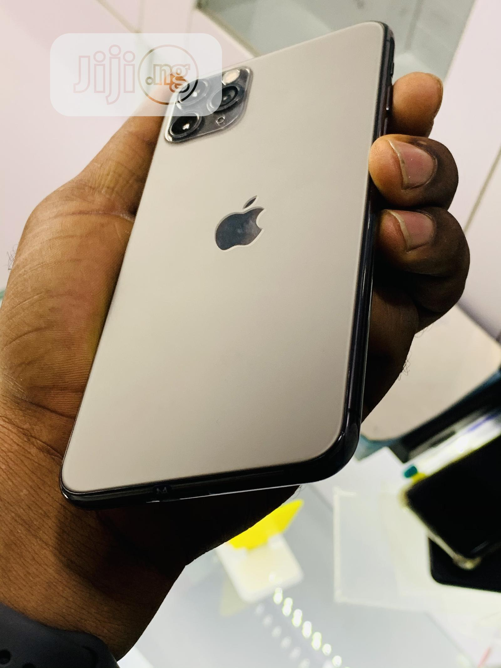 Apple iPhone 11 Pro Max 64 GB Gray   Mobile Phones for sale in Owerri, Imo State, Nigeria