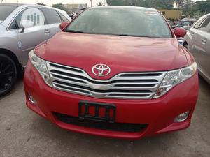 Toyota Venza 2010 Red | Cars for sale in Lagos State, Apapa