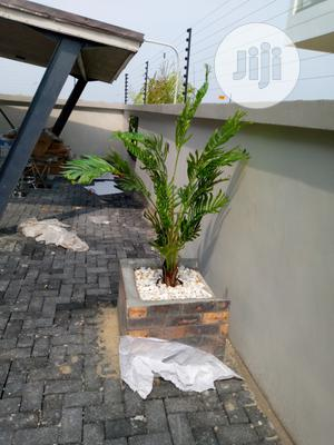 Artificial Monstera Plant Outdoor Decoration - Bethelmendels   Landscaping & Gardening Services for sale in Lagos State, Ikeja