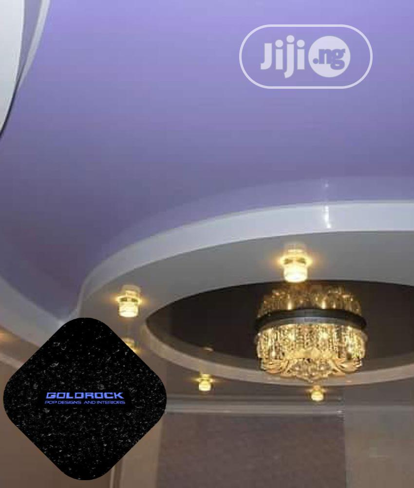 Archive: POP Ceiling, Tv Stand, Wall Screeding