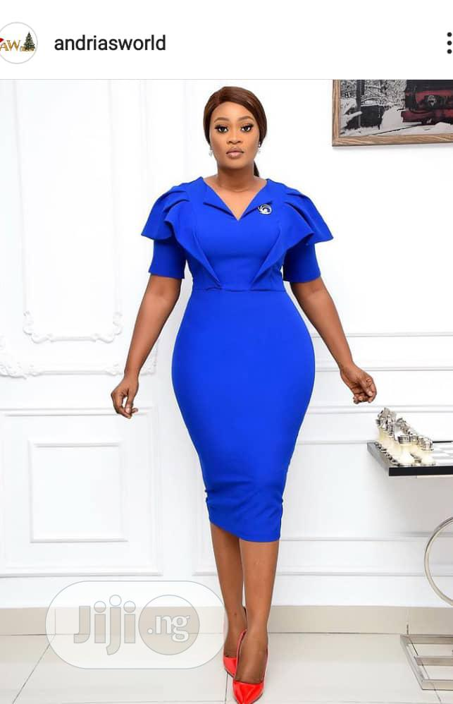 Quality Female Corporate Gown   Clothing for sale in Ikeja, Lagos State, Nigeria