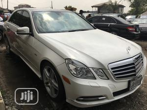 Mercedes-Benz E350 2012 White | Cars for sale in Lagos State, Apapa