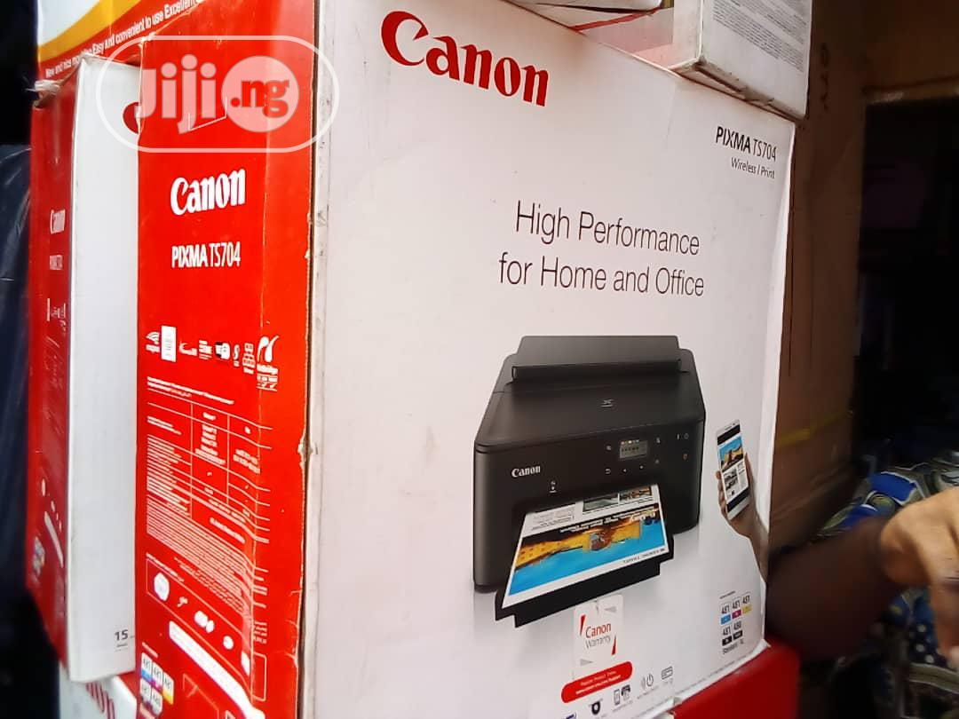 CANON Ts 704 Printer