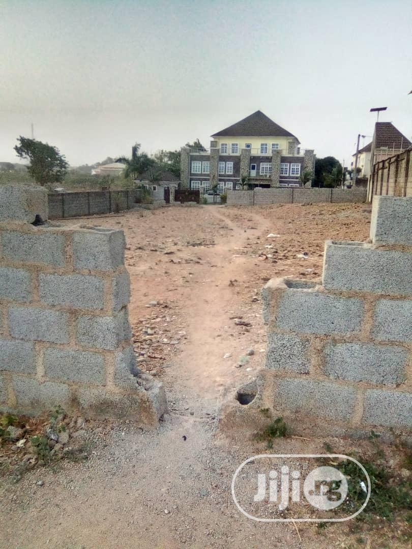 Plot of Land Measuring 1208sqm for Sale at Life Camp | Land & Plots For Sale for sale in Dape, Gwarinpa, Nigeria