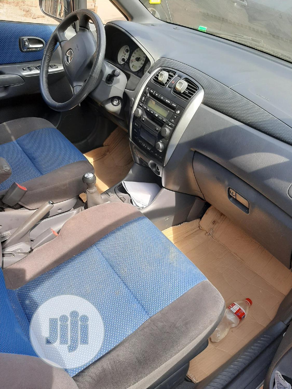 Archive: Mazda Premacy 2004 2.0 Sportive Silver