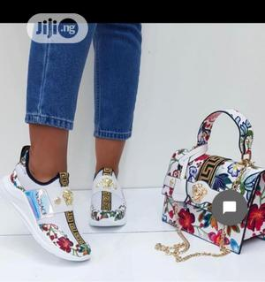 Original Givenchy Sneakers And Handbag Available As Seen | Bags for sale in Lagos State, Oshodi