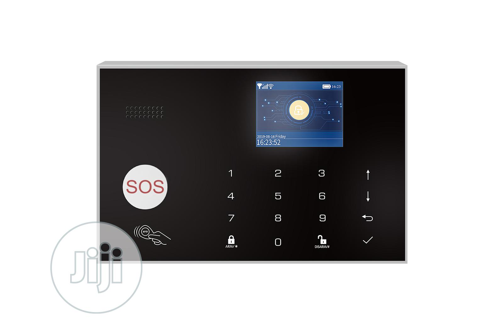 Top Wired Wireless Gsm Security System