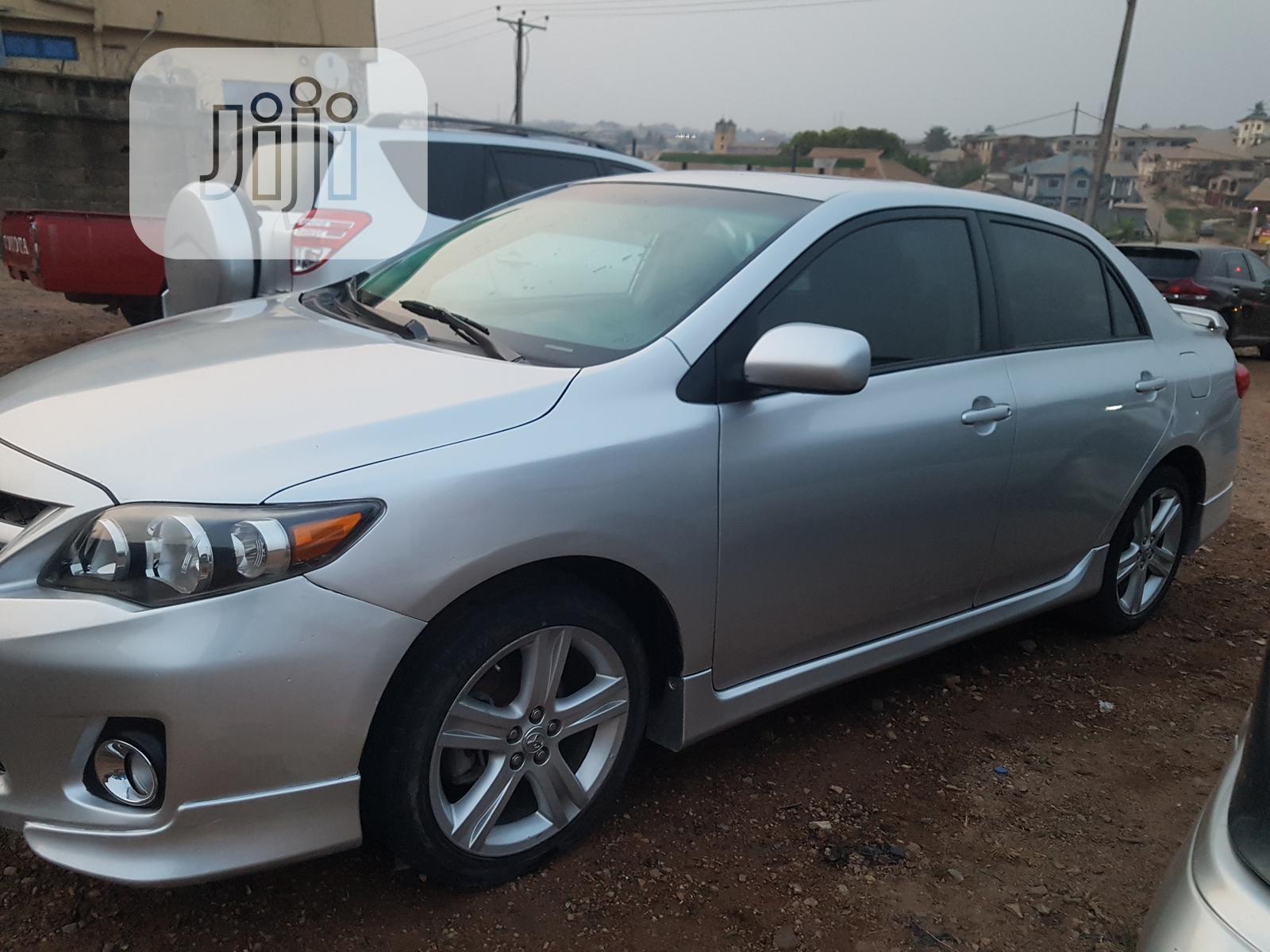 Toyota Corolla 2013 Silver | Cars for sale in Ibadan, Oyo State, Nigeria