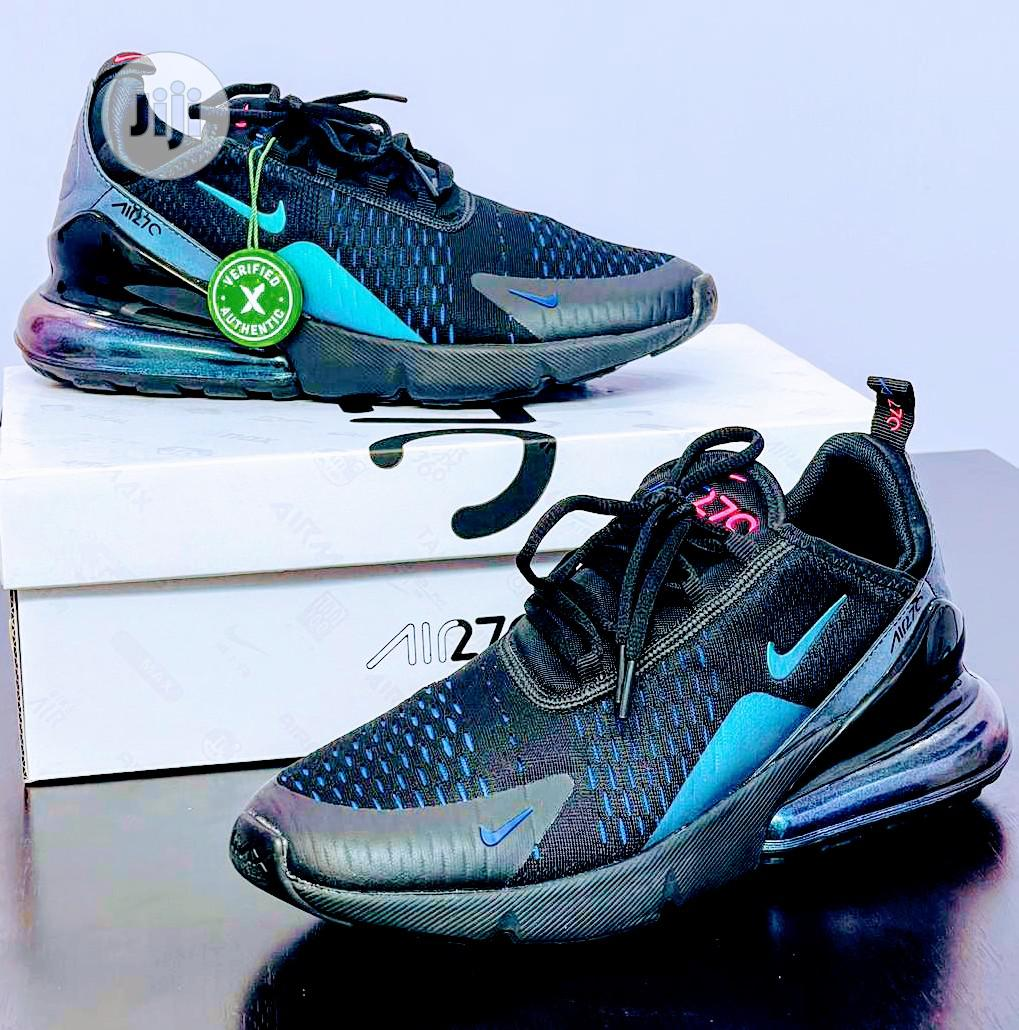 High Quality Nike Airmax Sneakers Size 40 - 49 for Men   Shoes for sale in Magodo, Lagos State, Nigeria