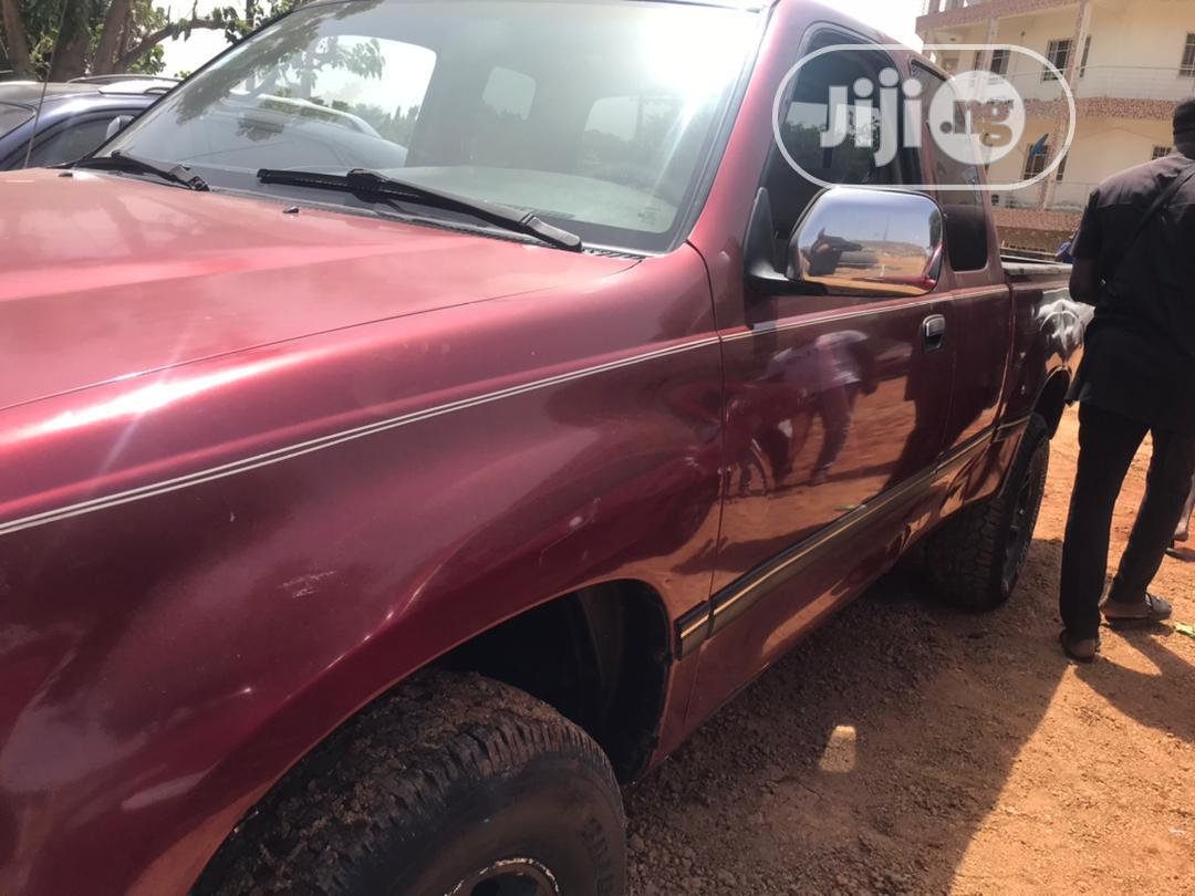 Toyota Tacoma 1998 Red | Cars for sale in Gwarinpa, Abuja (FCT) State, Nigeria