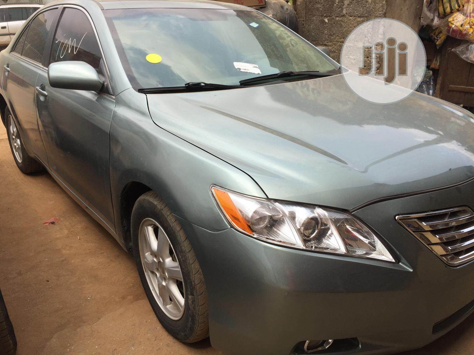 Toyota Camry 2007 Green | Cars for sale in Ipaja, Lagos State, Nigeria