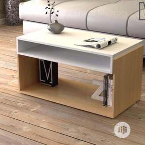Mini Center Table With Storage Cabinet   Furniture for sale in Lagos State, Amuwo-Odofin