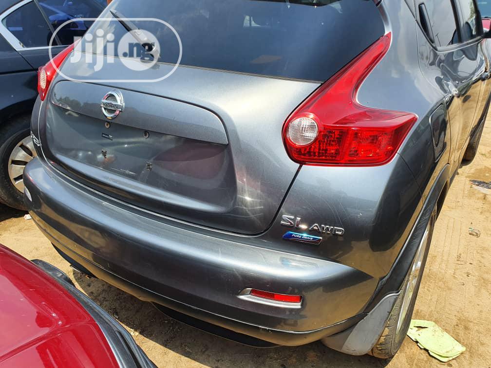 Nissan Juke 2012 SL AWD Silver   Cars for sale in Victoria Island, Lagos State, Nigeria