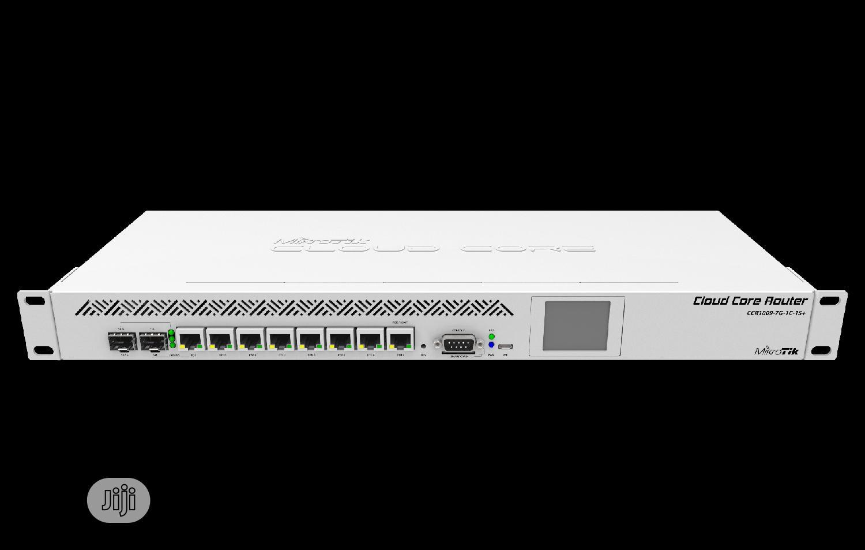 Mikrotik Router CCR1009_7G_1C