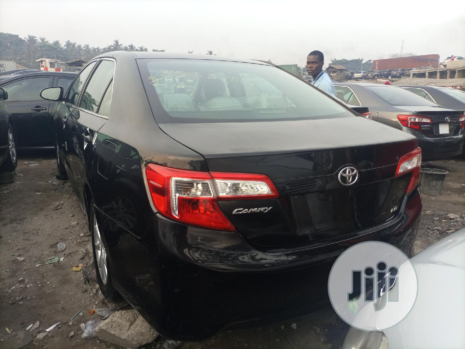 Toyota Camry 2014 Black | Cars for sale in Apapa, Lagos State, Nigeria