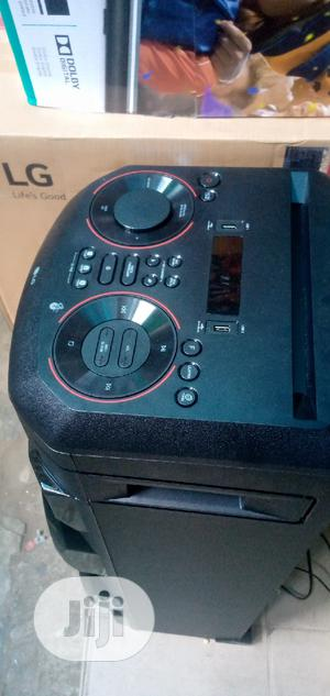 LG Set Xboom With Bluetooth DVD Set | Audio & Music Equipment for sale in Lagos State, Amuwo-Odofin