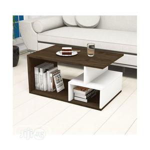 Custom Mini Center Table With Storage Cabinet | Furniture for sale in Lagos State, Amuwo-Odofin