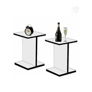 Unique Modern Design Side Table Stool   Furniture for sale in Lagos State, Amuwo-Odofin