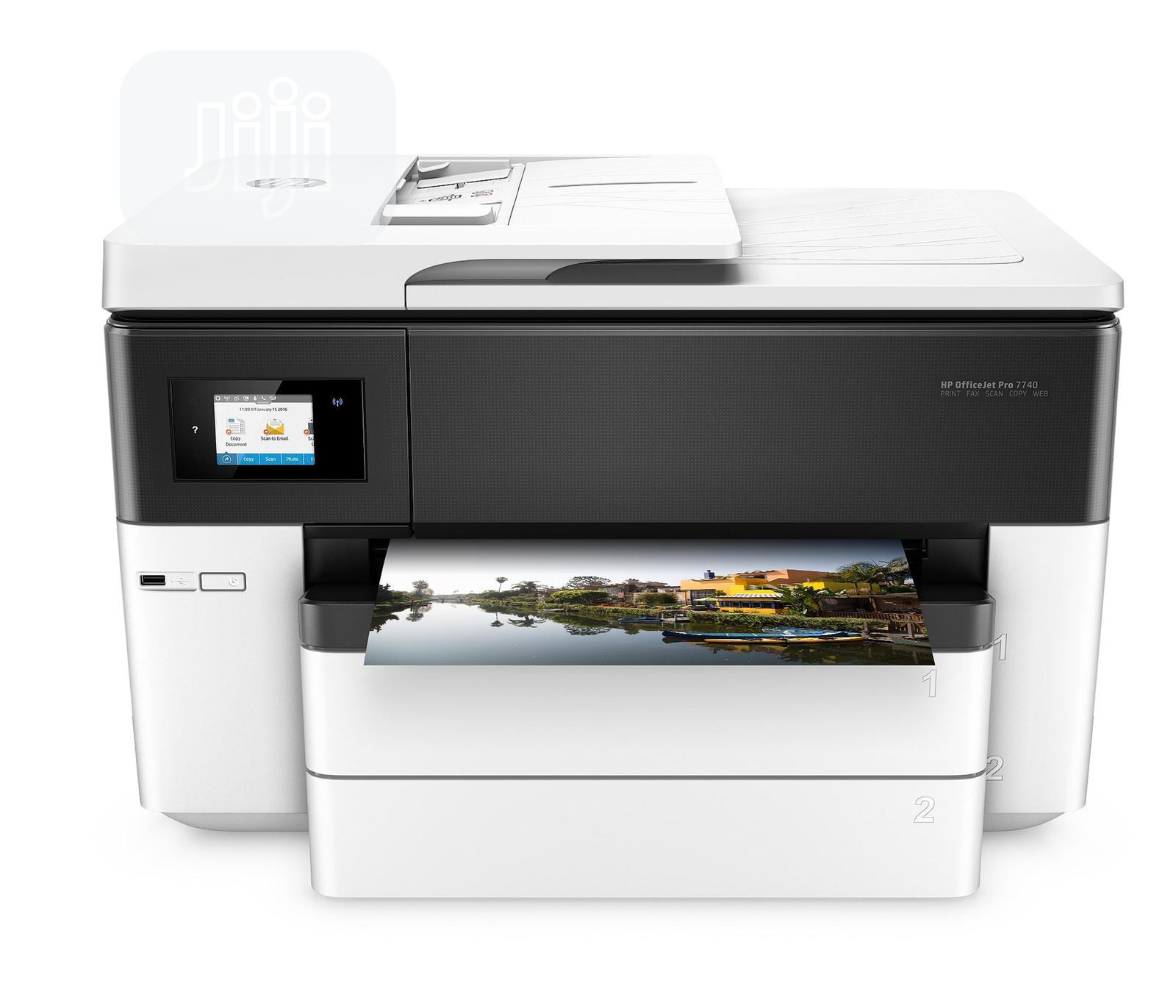 HP Officejet 7720 Wide Format