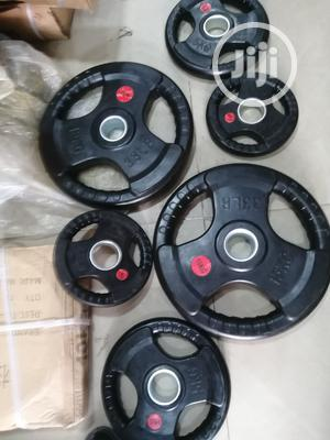 Quality Barbell Plate | Sports Equipment for sale in Abuja (FCT) State, Maitama