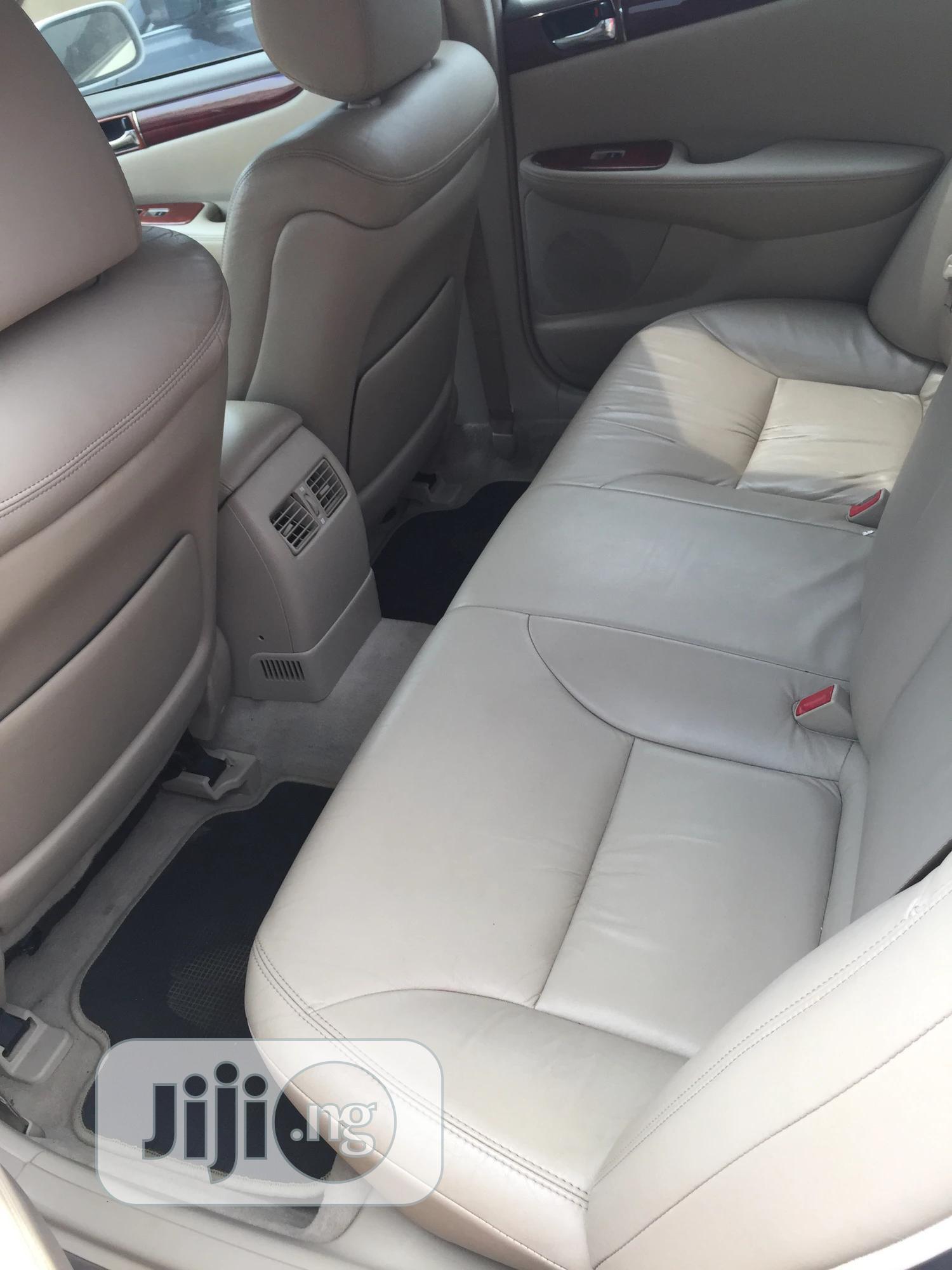 Archive: Lexus ES 2003 330 White