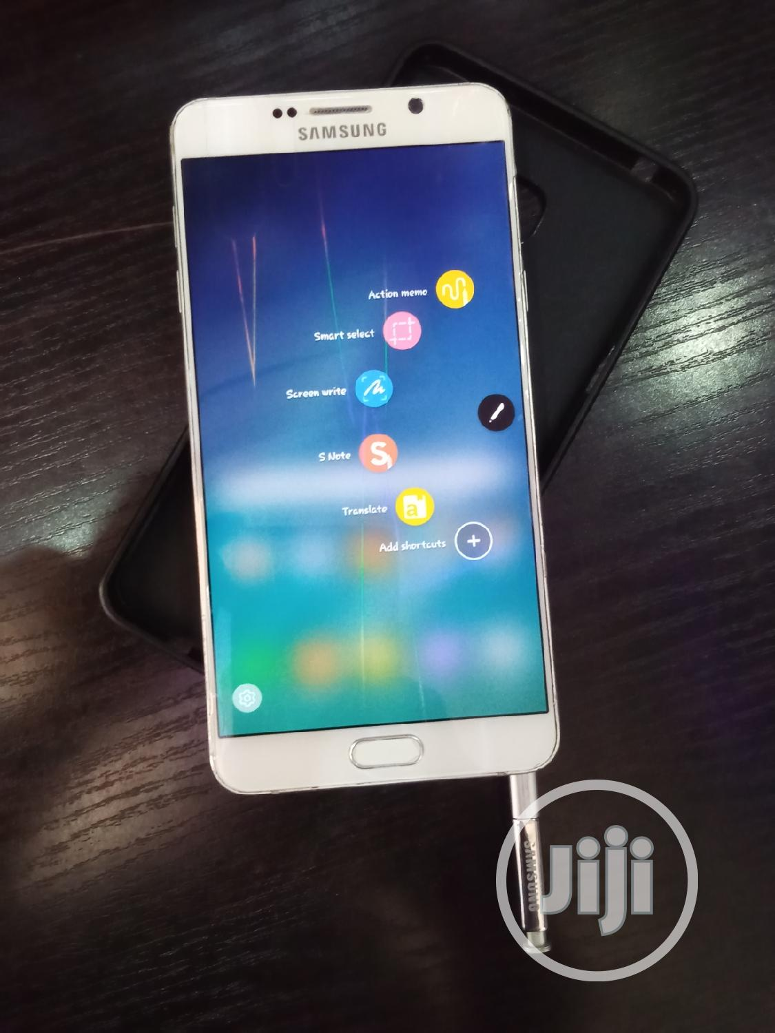 Archive: Samsung Galaxy Note 5 32 GB
