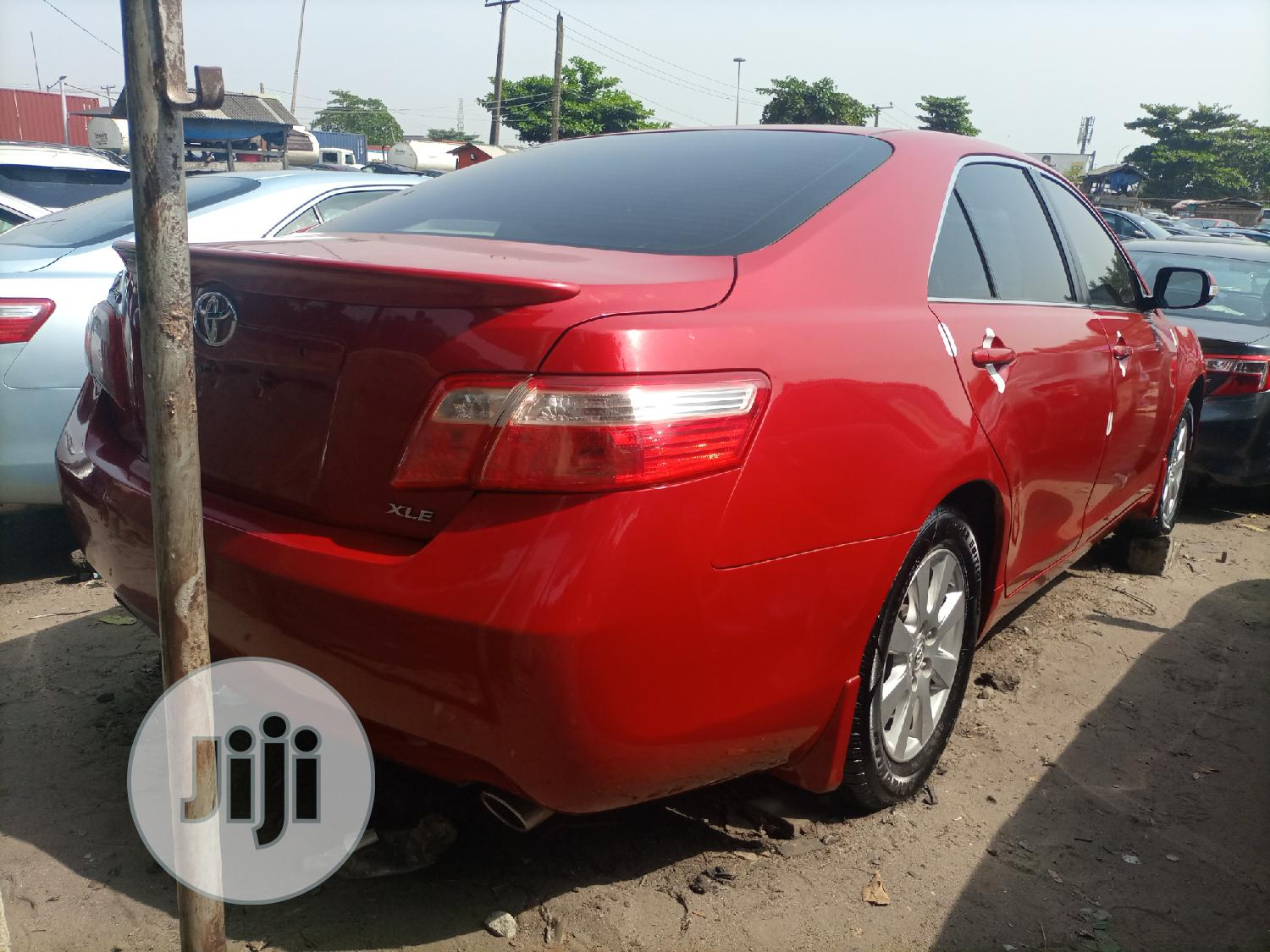 Toyota Camry 2009 Red | Cars for sale in Apapa, Lagos State, Nigeria