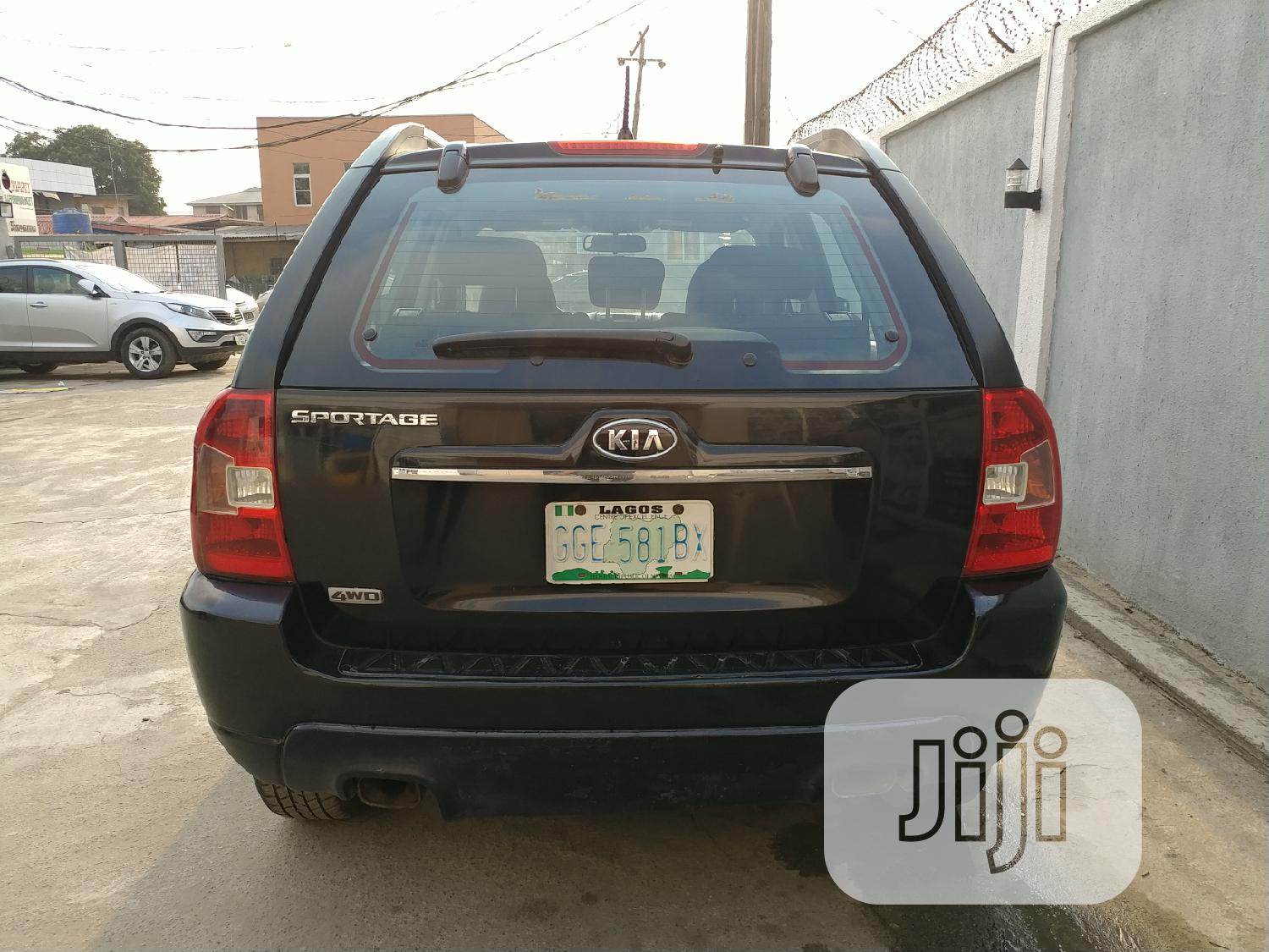 Kia Sportage 2010 Black | Cars for sale in Yaba, Lagos State, Nigeria