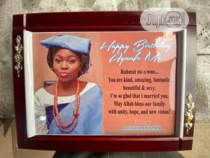 Plack Award With Customization at JUDEXCO SPORTS | Arts & Crafts for sale in Lagos State, Surulere