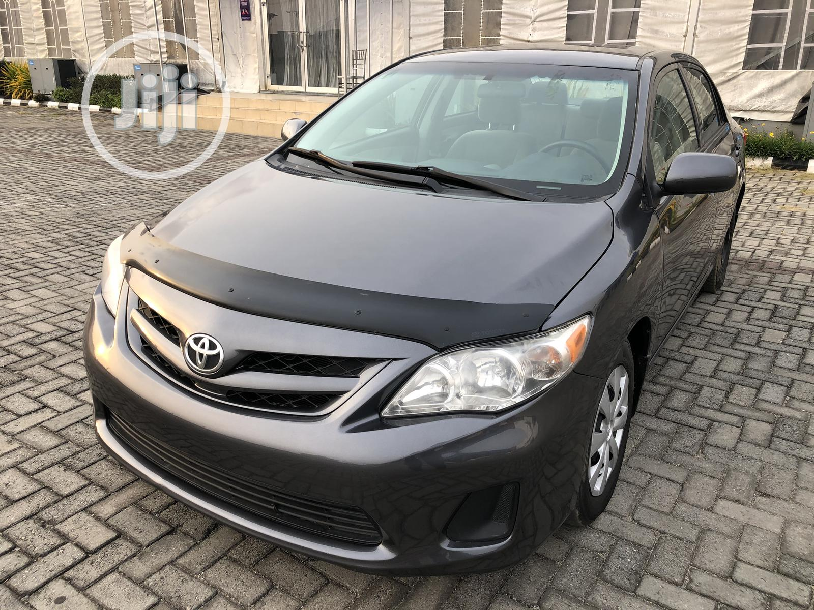 Toyota Corolla 2011 Gray | Cars for sale in Lekki, Lagos State, Nigeria