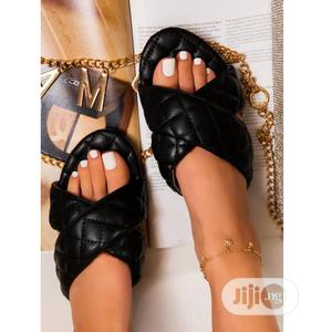 Women's Slippers (Black, White, Pink) | Shoes for sale in Lagos State, Ikorodu