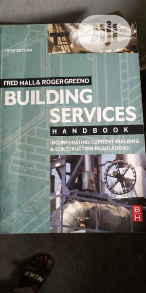 Building Services Hand Book   Books & Games for sale in Lagos State, Surulere
