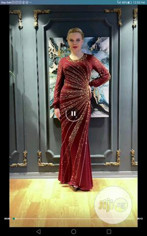 Unique and Elegant Ladies Long Gown   Clothing for sale in Lagos State, Ikeja
