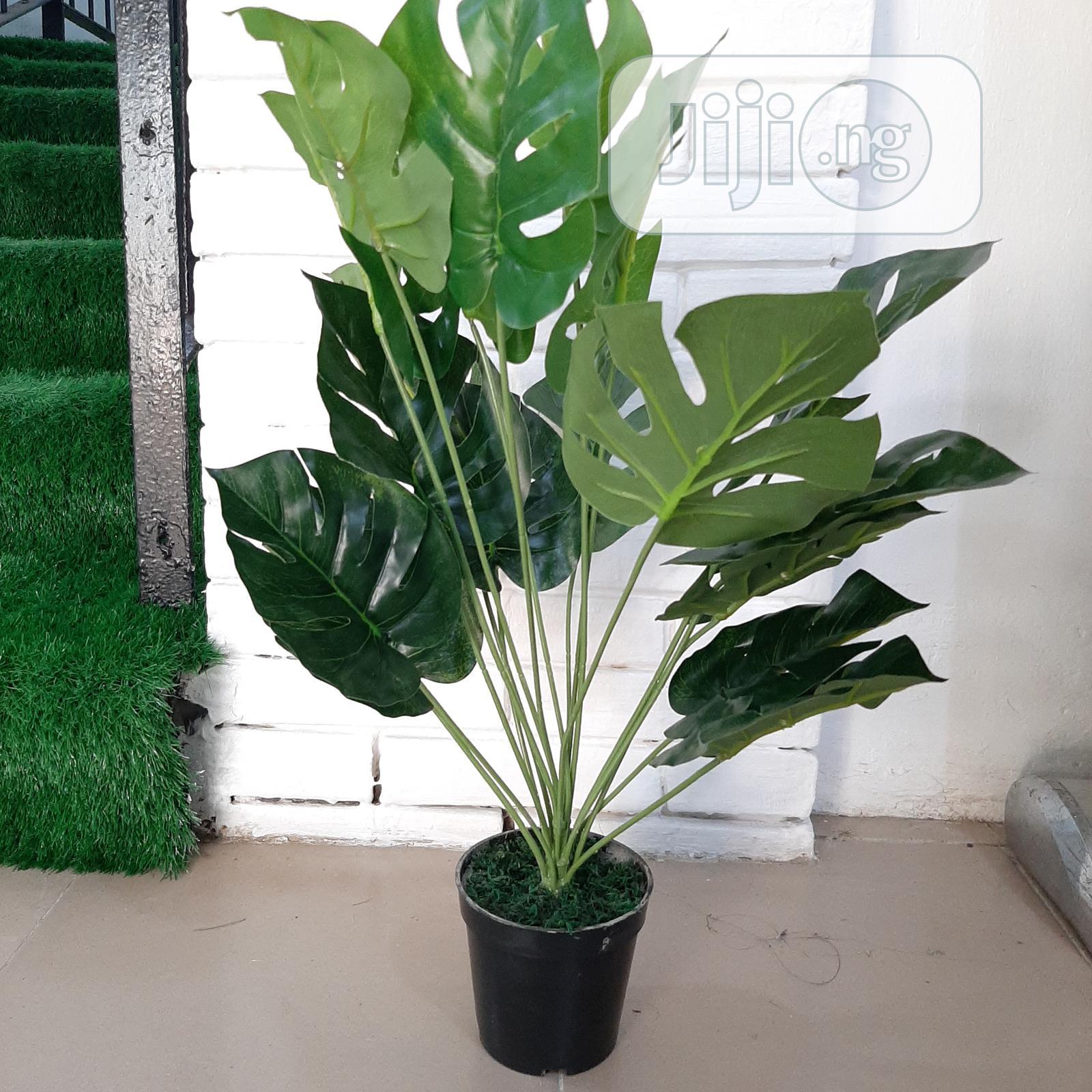 Monstera Artificial Plant