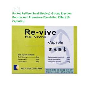Packet Revive (Small Revive) -Strong Erection Booster | Vitamins & Supplements for sale in Lagos State, Egbe Idimu
