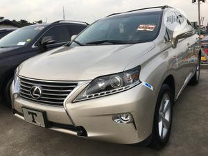 Lexus RX 2014 350 AWD Gold | Cars for sale in Lagos State, Apapa
