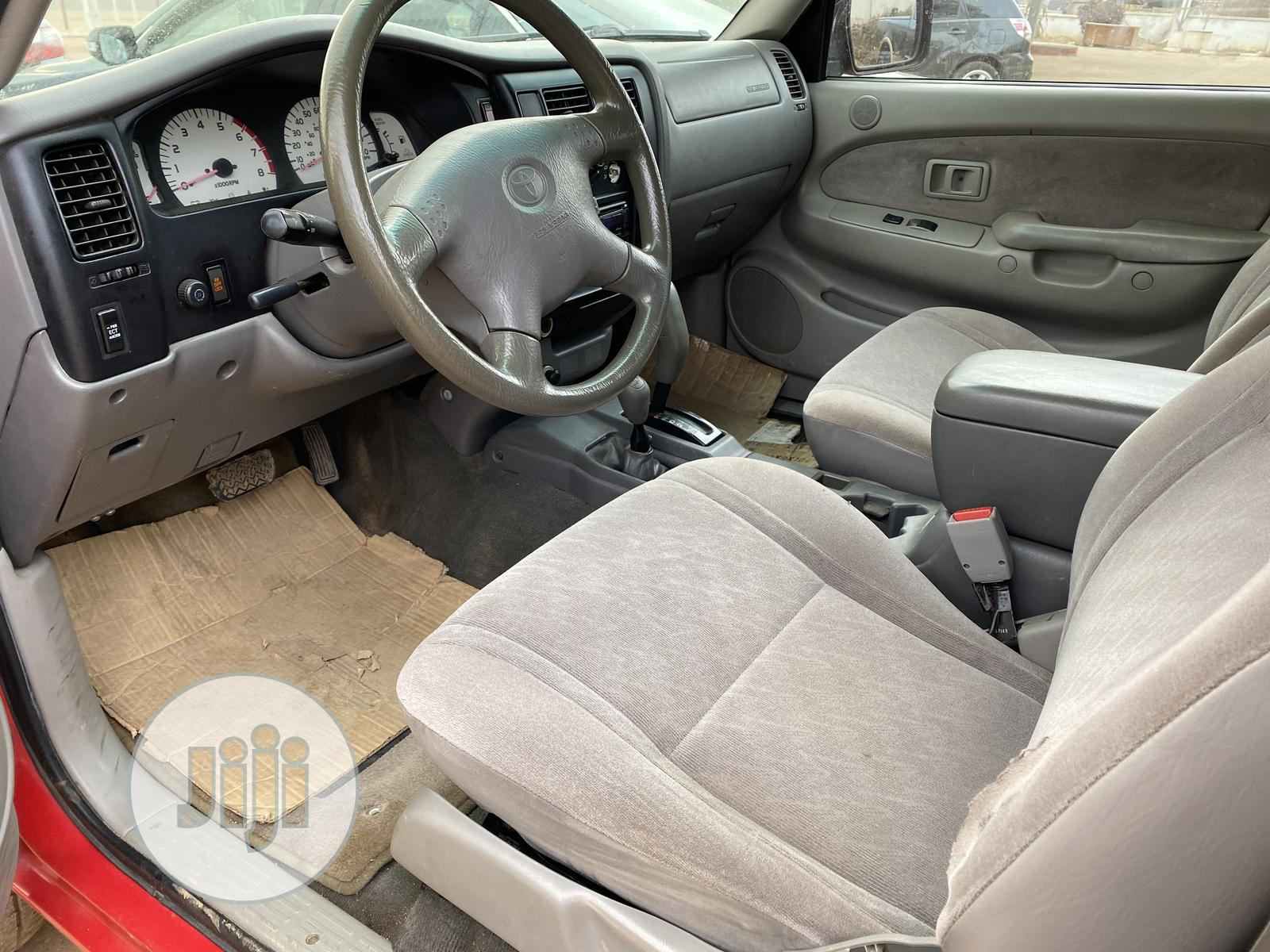 Toyota Tacoma 2001 Red | Cars for sale in Ibadan, Oyo State, Nigeria