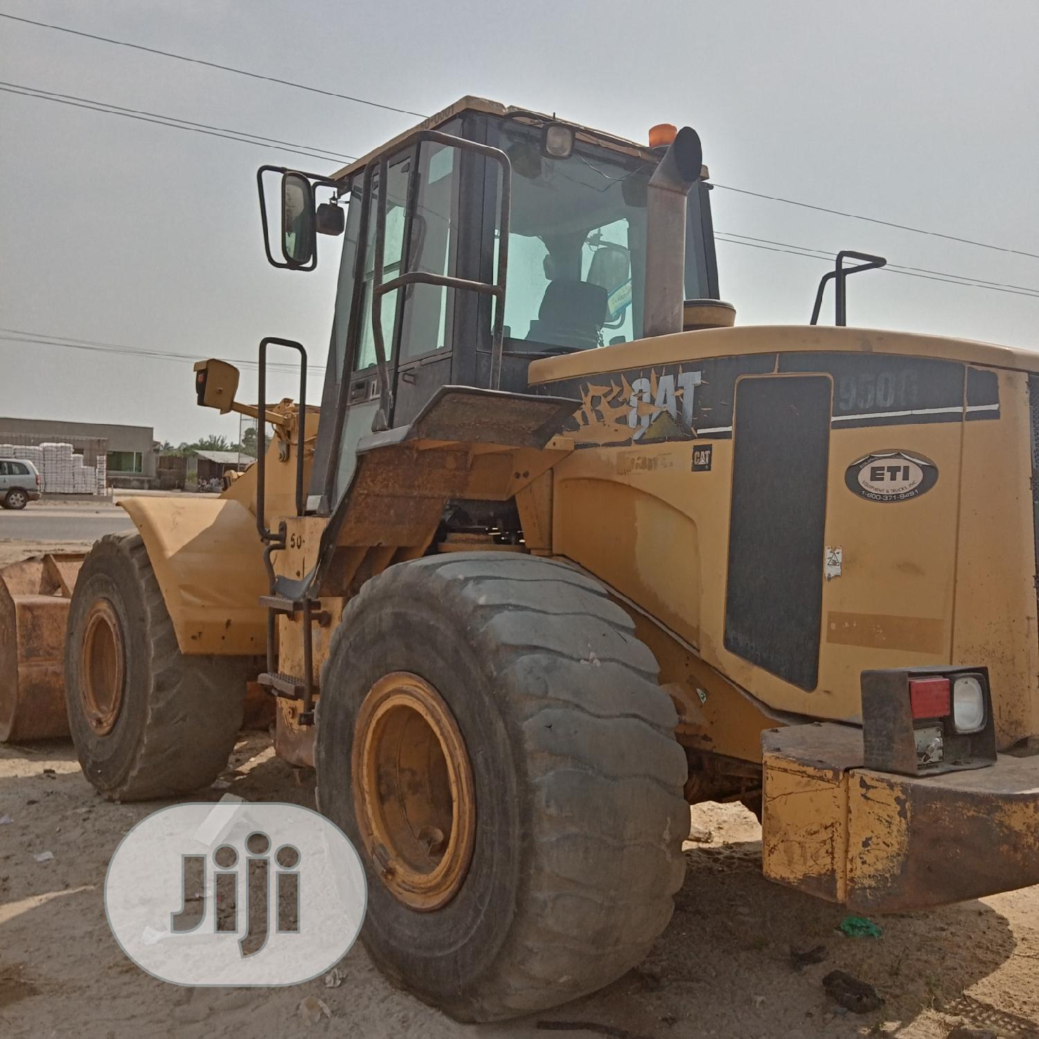 950g Payloader | Heavy Equipment for sale in Ibeju, Lagos State, Nigeria