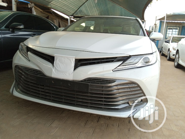 New Toyota Camry 2020 White