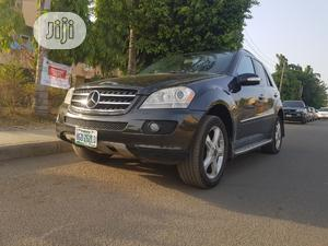 Mercedes-Benz M Class 2008 ML 350 4Matic Black   Cars for sale in Abuja (FCT) State, Gwarinpa