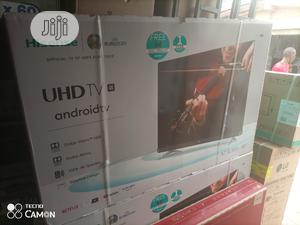 Hisense 55 Inches Android Tv   TV & DVD Equipment for sale in Lagos State, Ajah