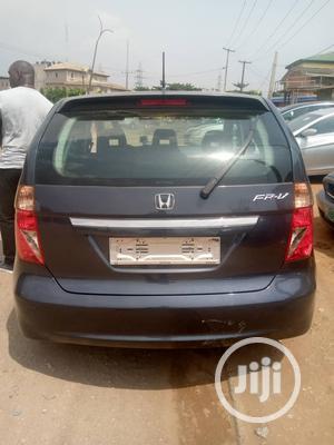 Honda FR-V 2007 Blue | Cars for sale in Lagos State, Alimosho