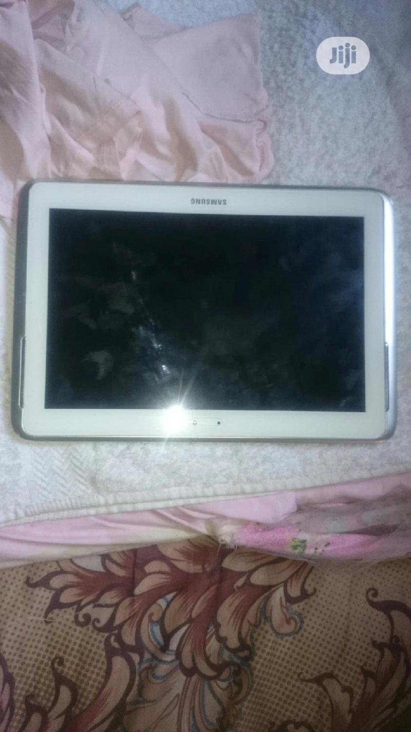 Archive: Samsung Galaxy Note 10.1 N8000 16 GB White