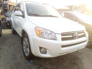 Toyota RAV4 2010 2.5 Limited White | Cars for sale in Lagos State, Apapa
