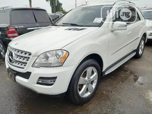 Mercedes-Benz M Class 2010 White | Cars for sale in Lagos State, Apapa