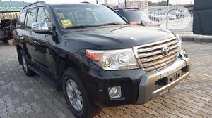 Toyota Land Cruiser 2014 4.6 V8 GX Black   Cars for sale in Lagos State, Ajah