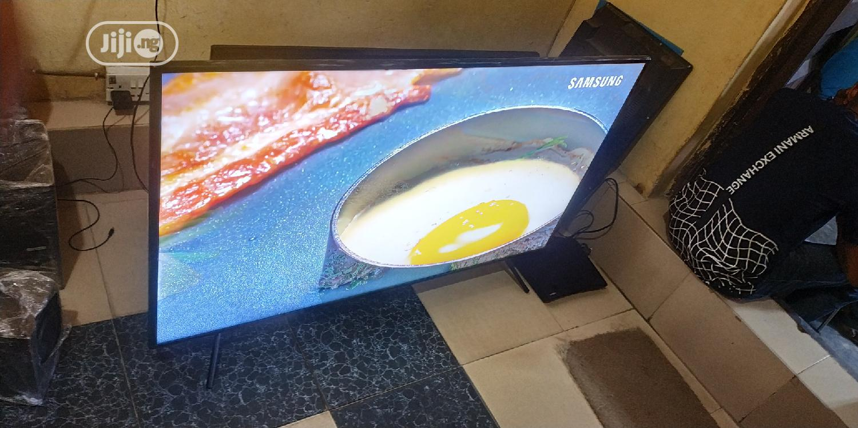 "55"" Samsung QLED Smart Ultra HD 4K LED TV Wifi Bluetooth   TV & DVD Equipment for sale in Ojo, Lagos State, Nigeria"