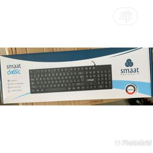 Smaat Usb Keyboard French   Computer Accessories  for sale in Lagos State, Ojo